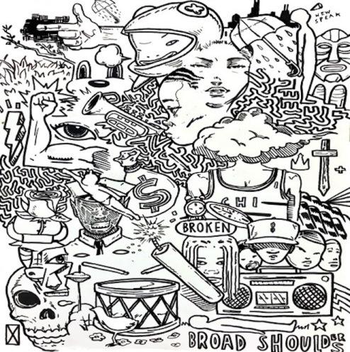 Broad Shoulders- Taylor Bennett