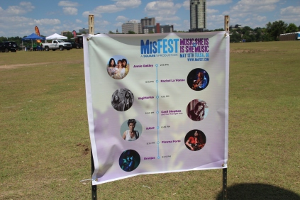 Saturday, May 13th, 2017 River West Festival Park, Tulsa, OK