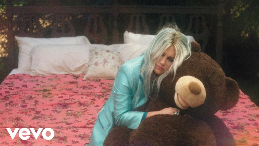 Kesha-Learn-To-Let-Go-Official-Video